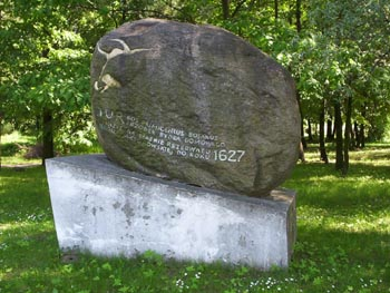 Aurochs Monument